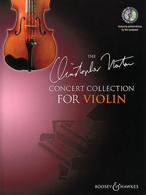 Concert Collection for Violin - 15 original pieces for violin and piano with playalong CD - Christopher Norton - Violin Boosey & Hawkes