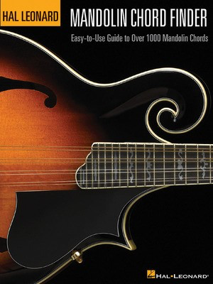 Mandolin Chord Finder - Easy-to-Use Guide to Over 1,000 Mandolin Chords - Mandolin Chad Johnson Hal Leonard