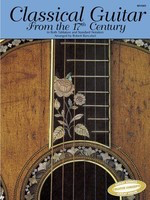 Classical Guitar from the 17th Century - Classical Guitar Robert Bancalari Creative Concepts