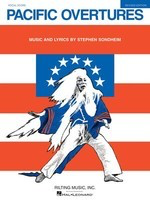 Pacific Overtures - Revised Edition - Vocal Score - Stephen Sondheim - Vocal Rilting Music, Inc. Vocal Score