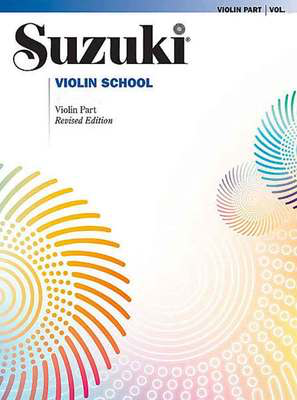 Suzuki Violin School Violin Part, Volume 4 (Revised) - Dr. Shinichi Suzuki - Violin Summy Birchard