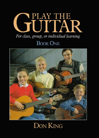 Play The Guitar Book 1 - Don King - Waiata Music