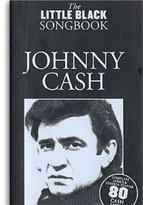 The Little Black Songbook: Johnny Cash - Guitar|Vocal Wise Publications Lyrics & Chords - Adlib Music