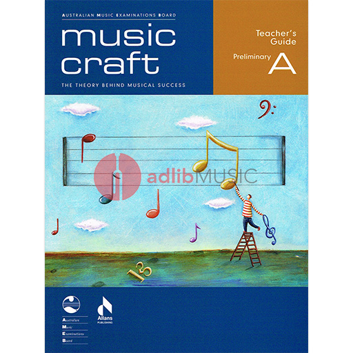 Musical Instruments & Gear Ameb Music Craft Student Workbook Preliminary A Special Summer Sale Musical Instruments & Gear