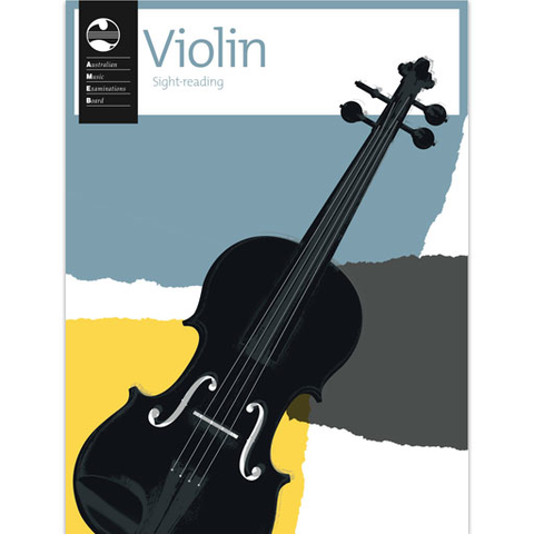 AMEB Sight-Reading - Violin New 2012