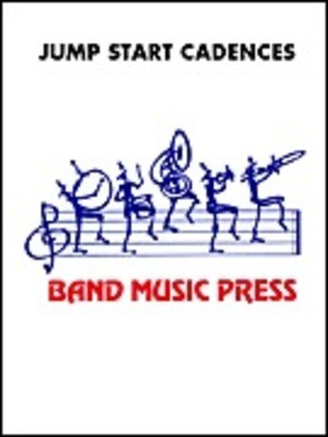 Jump Start Cadences for Percussion - Kurt Gartner - Band Music Press Percussion Ensemble Score/Parts