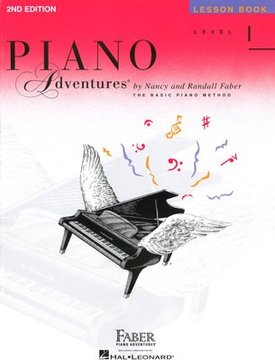 Piano Adventures Level 1 - Lesson Book - 2nd Edition - Nancy Faber|Randall Faber - Piano Faber Piano Adventures