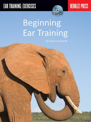 Beginning Ear Training - Gilson Schachnik Berklee Press /CD