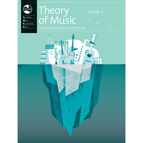 AMEB Theory of Music Integrated Course & Workbook Grade 1