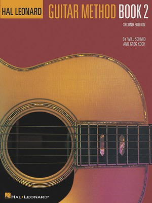 Hal Leonard Guitar Method Book 2 - Book Only - Guitar Greg Koch|Will Schmid Hal Leonard