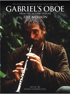 GABRIEL'S OBOE - THE MISSION - Music Sales - Oboe