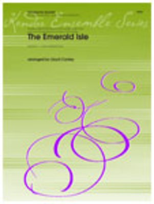 Emerald Isle, The - AATB Saxes - Various / Conley - Saxophone Kendor Music Saxophone Quartet Score/Parts