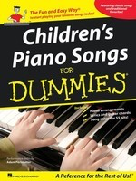 Children's Piano Songs for Dummies - Various - Guitar|Piano|Vocal Hal Leonard Piano, Vocal & Guitar
