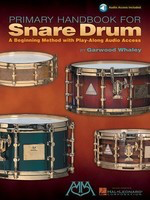 Primary Handbook for Snare Drum - Garwood Whaley - Meredith Music /CD