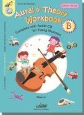 Aural and Theory Workbook B - Anna Lu - Music Bumblebees /CD
