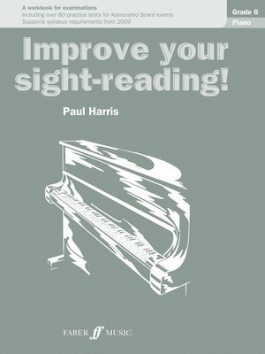 Improve your sight-reading! Piano 6 - Paul Harris - Piano Faber Music - Adlib Music