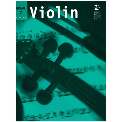 AMEB Series 8 Grade 2 - Violin/Piano 1202067439