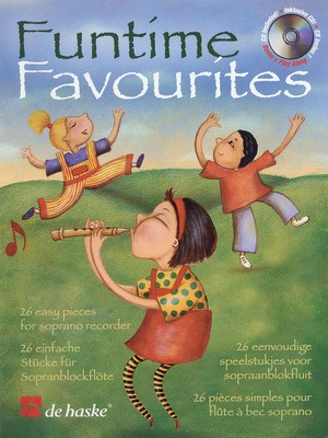 Funtime Favourites - 26 Easy Pieces for Soprano Recorder - De Haske Publications