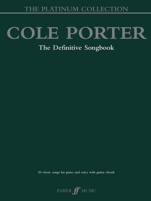 Cole Porter Platinum Collection - Cole Porter - Guitar|Piano|Vocal IMP