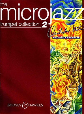 Microjazz Trumpet Collection Vol. 2 - Easy pieces in popular styles - Christopher Norton - Trumpet Boosey & Hawkes - Adlib Music