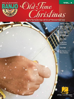 Old-Time Christmas - Banjo Play-Along Volume 4 - Various - Banjo Hal Leonard /CD