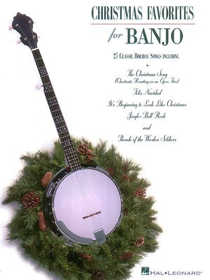 Christmas Favorites for Banjo - Various - Banjo Hal Leonard