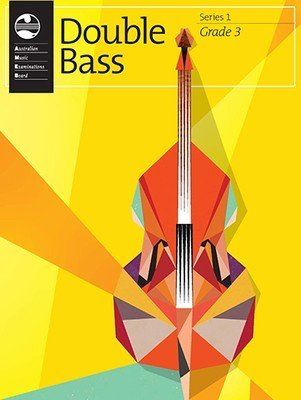 Double Bass Series 1 - Grade 3 - Double Bass AMEB - Adlib Music