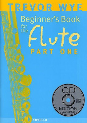 Beginners Book For The Flute Bk 1 Bk/Cd Flt - - Adlib Music