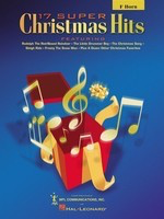 17 Super Christmas Hits - French Horn Hal Leonard