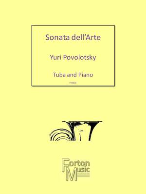 Sonata dell'Arte - Tuba and Piano - Yuri Povolotsky - Tuba Forton Music