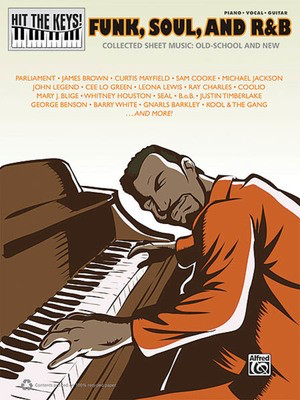 Funk, Soul and R&B - Hit the Keys! Series - Hal Leonard Piano, Vocal & Guitar