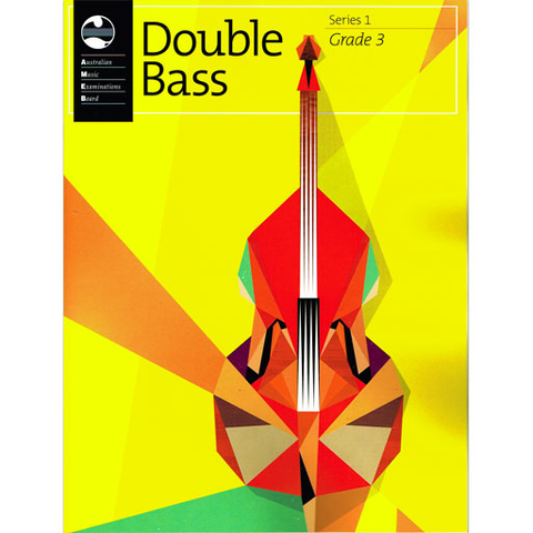 AMEB Series 1 Grade 3 - Double Bass/Piano 1203054339
