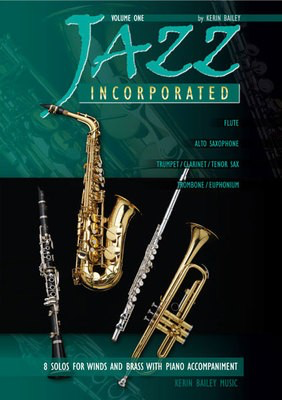 Jazz Incorporated Volume 1 Backing CD ONLY