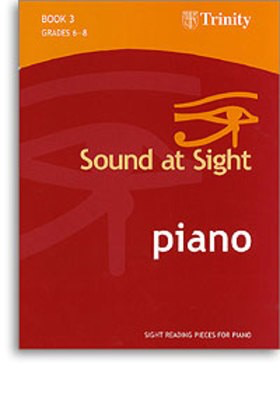 Sound at Sight - Piano Book 2: Grades 6-8 - Sight reading pieces for Piano - Piano Trinity College London