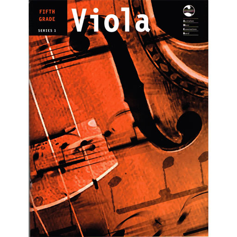 AMEB Series 1 Grade 5 - Viola/Piano Accompaniment 1202072139