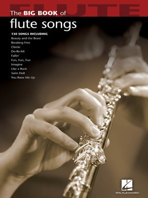 Big Book of Flute Songs - Various - Flute Hal Leonard - Adlib Music