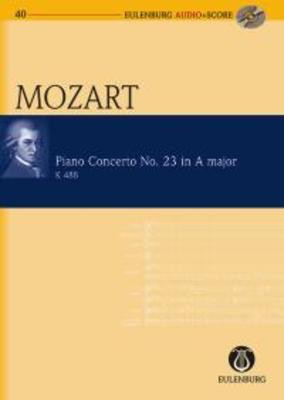 Piano Concerto No 23 A K 488 Bk/Cd -