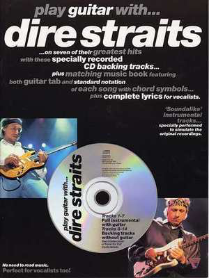 Play Guitar With... Dire Straits - Guitar Wise Publications Guitar TAB /CD
