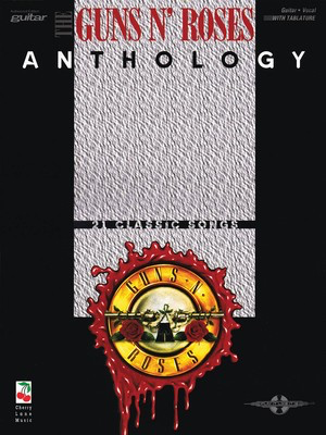 Guns N' Roses Anthology - Guitar Tab/Vocal Cherry Lane 2501242