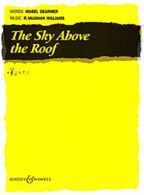 Sky Above The Roof - In C - Ralph Vaughan Williams - Classical Vocal Boosey & Hawkes