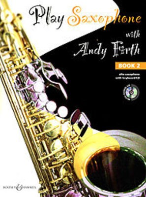 Play Saxophone with Andy Firth Vol. 2 - Andy Firth - Alto Saxophone Boosey & Hawkes /CD