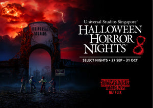 Halloween Horror Nights 8 @ USS