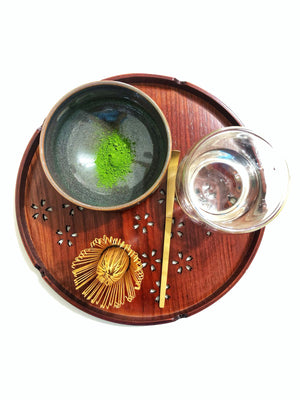 Ceremonial Grade Premium UJI Matcha Powder Sticks - Tea Cottage