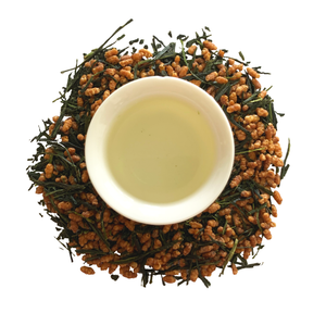 Genmaicha - Tea Cottage