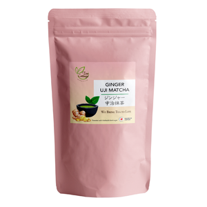 Ginger Uji Matcha ( Sweet ) - Tea Cottage