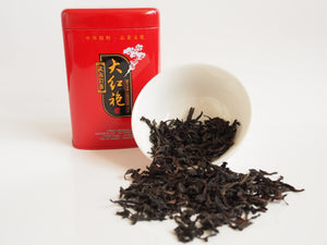 Da Hong Pao Tea 大红袍 (Year 2009 Light Roasted version) - Tea Cottage