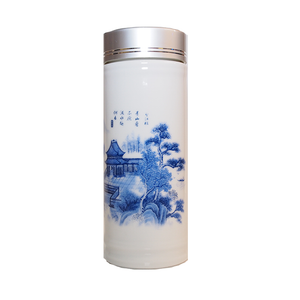 Ceramic Bottle 景德镇 - Tea Cottage