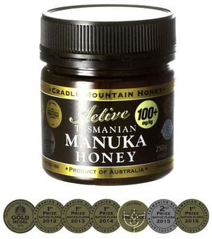 Multi Award Winning Manuka Honey - Tea Cottage