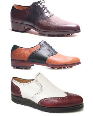 619164c3b3e Departures - Custom Golf Shoes - E Vogel Bespoke Inc.