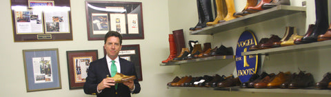 369368da267 E. Vogel Bespoke Custom Made Shoes and Boots Since 1879